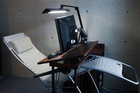 pc desk  reclinerchair