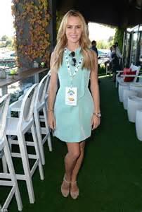 Gamis Amanda Set tess daly and husband vernon attend wimbledon 2015 in