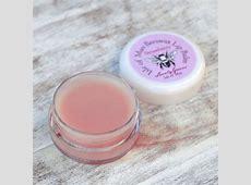 Strawberry Beeswax Lip Balm - Lovely Greens Handmade Laneige Lip Sleeping Mask