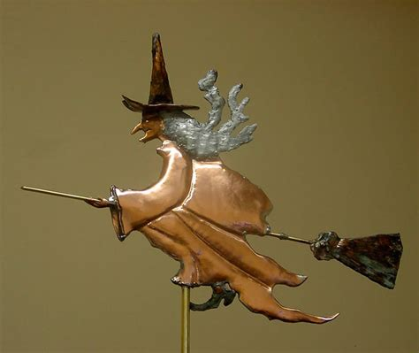 Handmade Weathervanes - 1000 images about witch wheathervanes on