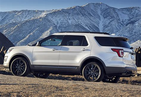 Towing Capacity Ford Explorer by Ford Explorer 2012 Xlt Towing Capacity Html Autos Post