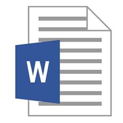Word Template File by Fichier Word 2013 File Icon Svg Wikiversit 233