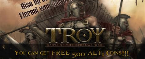 Free Coin Giveaway - troy online free alt1 coins giveaway mmobomb com