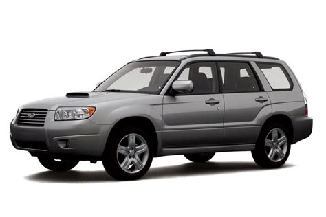 subaru forester 2007 review 2007 subaru forester reviews specs and prices cars