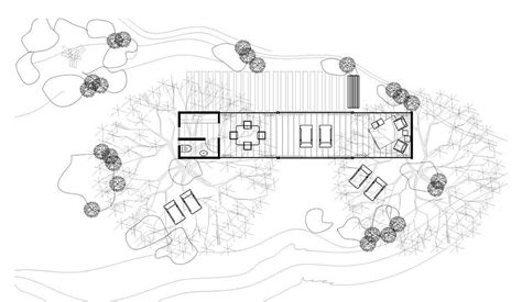 floor plan sles adaptive design shipping container turned into a stylish