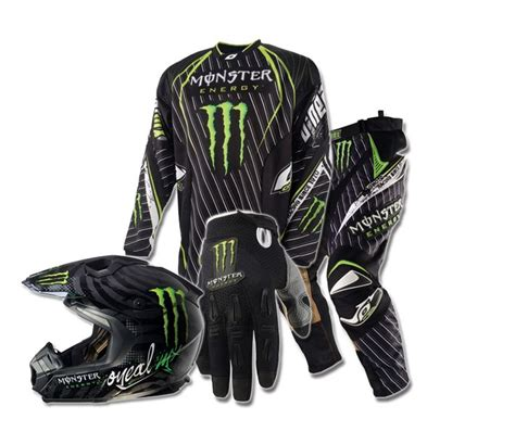 motocross gear monster monster dirtbike gear ricky moto pinterest gears