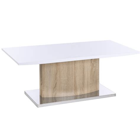 tavoli bassi moderni tavolo basso moderno legno e metallo mobili moderni