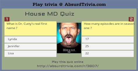 music house md house md quiz