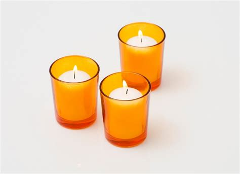 Candle In Holder Wholesale Votive Candles Bulk 72 Holders 72 Votive Candles
