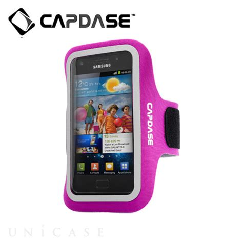 Armband Capdase Zonic Iphone 5 sport armband zonic for 4 inch smartphone fuchsia capdase
