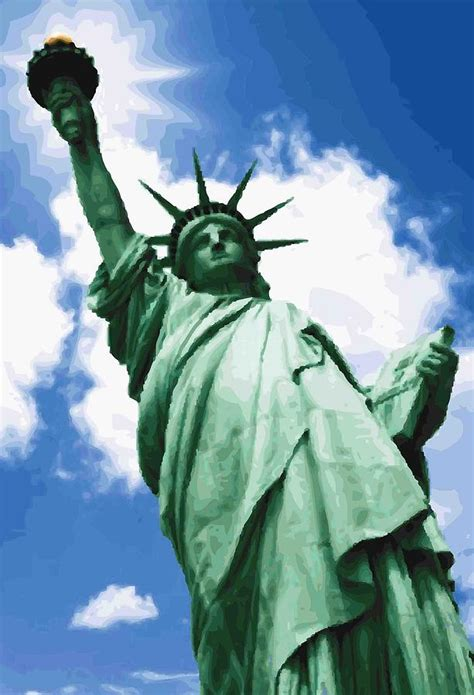 what color is the statue of liberty statue of liberty color 64 photograph by kelley