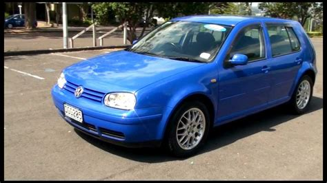 Golf Das Auto Youtube by Vw Golf 1 8l V20 Auto 1999 Hd Avaliable Youtube