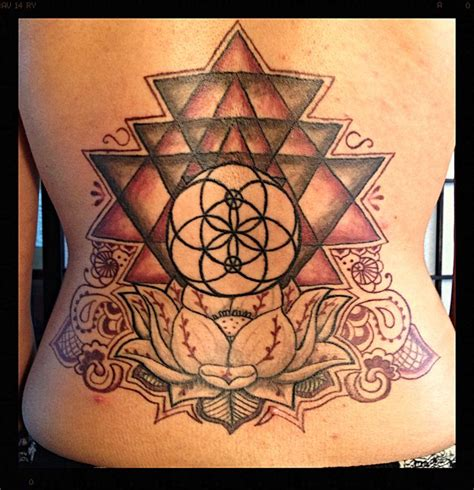 sri yantra tattoo 17 best images about tattoos and drawings on