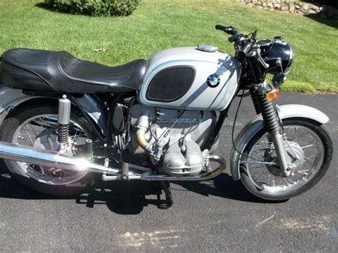 Motorrad Usa Alter by Buy 1970 Bmw R50 5 Motorcycle Complete Unrestored On 2040