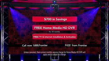 Frontier Fios Amazon Gift Card - frontier communications tv commercials ispot tv