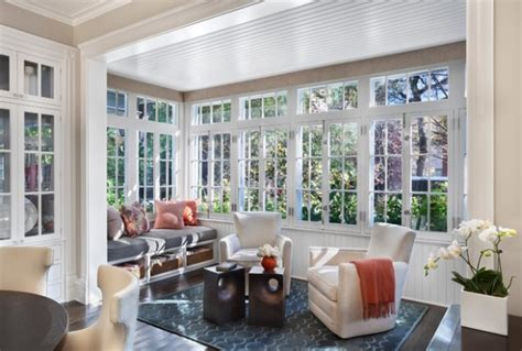 Sun Windows Decor 6 Ideas For A Modern Sunroom Youramazingplaces