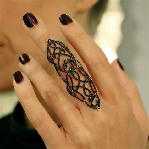 23 Best Finger Rings Images On Rings