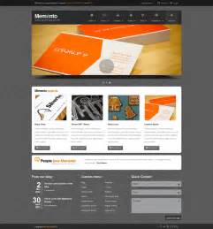 Html Templates by Memento Un Template Html Free Your Inspiration Web