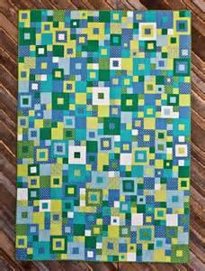 seeing squares quilt pattern empty bobbin sewing studio