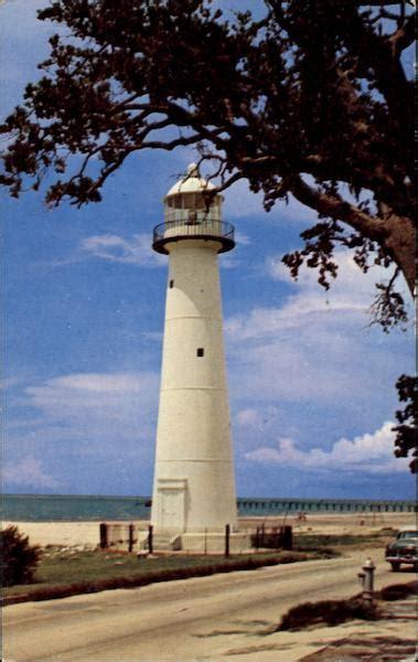 historic lighthouse biloxi ms
