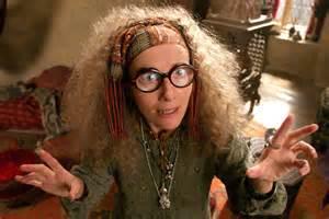 Harry Potter Professor Trelawney Promo Thompson As Professor Trelawney 171 Gossip