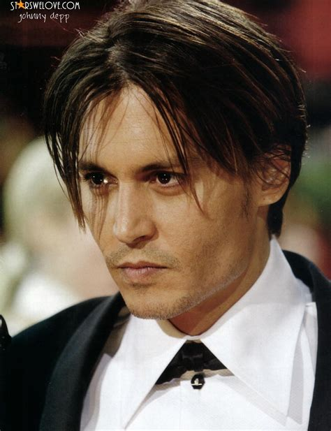 the gallery for gt johnny depp enemies hair