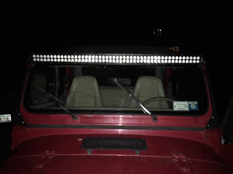 how to fix radio interference from led lights jeepforum com radio interference with led light bar