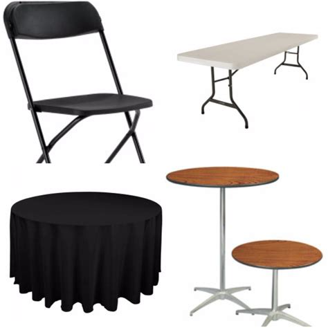 average cost of table and chair rentals westchester rentals tables and chairs
