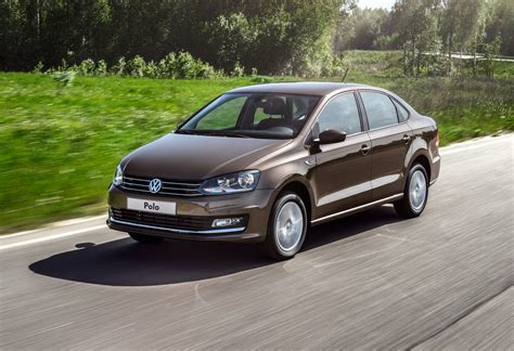 volkswagen polo sedan 2015 фольксваген поло седан 2015 2016 обзор новости автомира