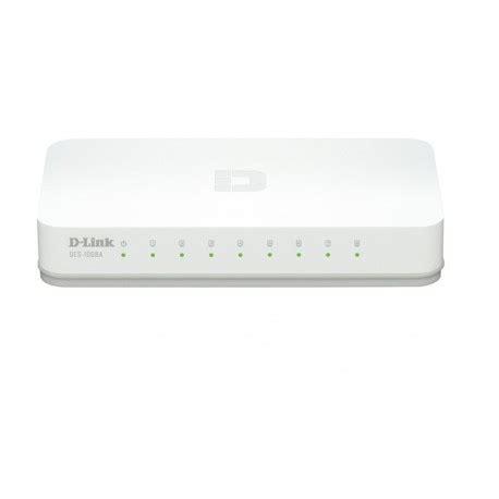 D Link Des 1008a Switch 8 Port 10100 Kbps d link des 1008a desktop switch 8 port 10 100 mbps
