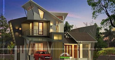 villa at night view kerala home design and floor plans awesome contemporary home night view kerala home design