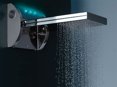 Modern Shower Fixtures by Modern Shower Fixtures That Fall Into A Class Of Their Own
