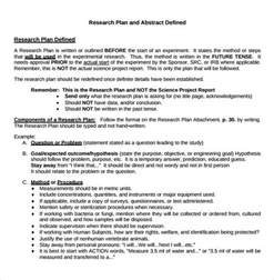 template research sle research plan 11 documents in word pdf