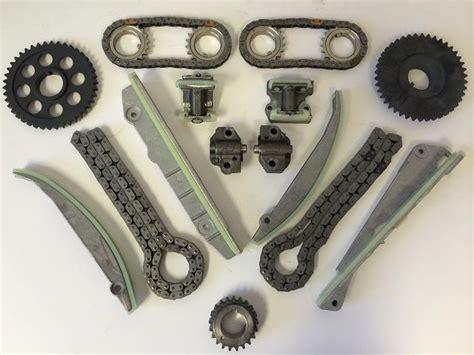 dohc  ford mustang cobra svt timing chain guide kit   modular