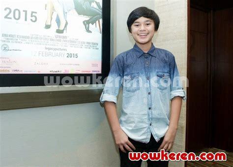 film one fine day tayang sai kapan foto firman ferdiansyah di jumpa pers dan pemutaran film