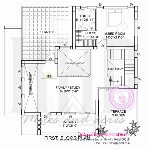 ground floor and first floor plan ground floor first floor home plan home design and style