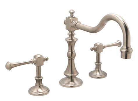 huntington brass kitchen faucets wave plumbing