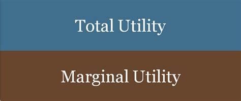 total utility vs marginal utility difference between total and marginal utility with