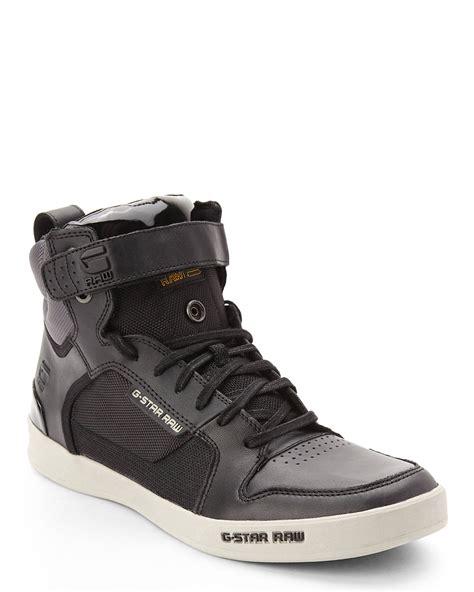 g sneakers lyst g black grey yard bullion high top