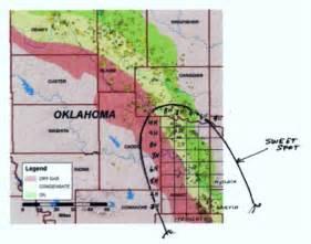 grady county oklahoma map