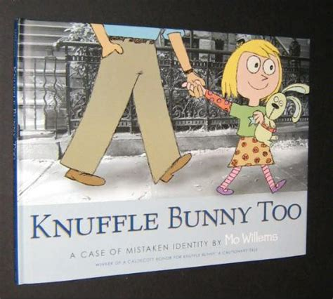 knuffle bunny too a knuffle bunny too a case of mistaken identity mo willems 9781423102991 amazon com books