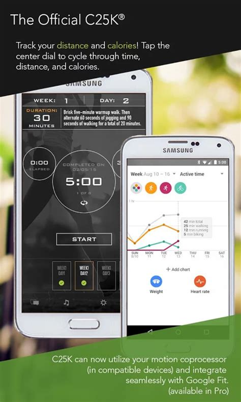 Zen Labs To 5k by C25k To 5k 5k Trainer Pro De Apps F 252 R Android