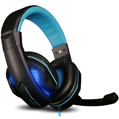 Headset With Mic Headphone Ovann X1 Professional Stereo Gaming ovann x2 pro usb 3 5mm stereo pc gaming headset headphone with mic earphone ebay