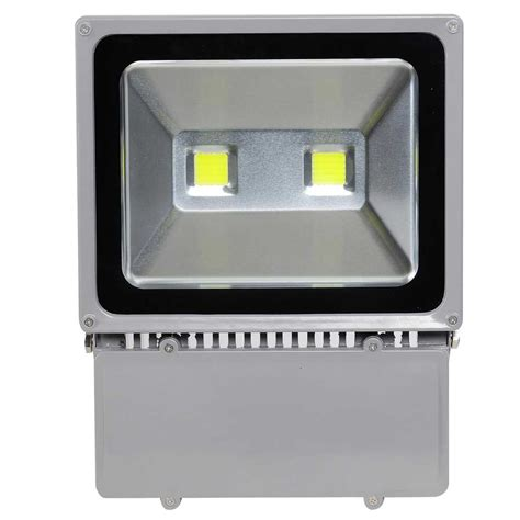 Outdoor Commercial Flood Lights 100w Led Bulbs Flood Light Outdoor Landscape Security Spotlight Commercial L Ebay