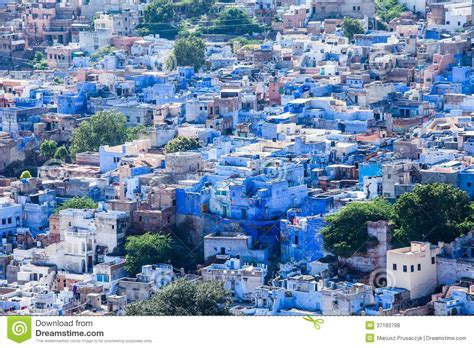 Free Modern House Plans view of jodhpur the blue city from mehrangarh fort