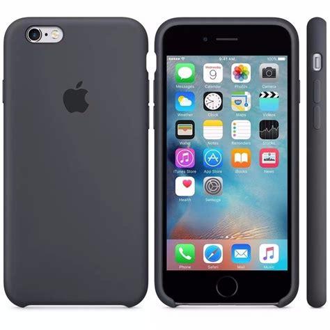 E Iphone 6 Capa Capinha Silicone Couro Celular Apple Iphone 6 E 6s 4 7 R 36 99 Em Mercado Livre