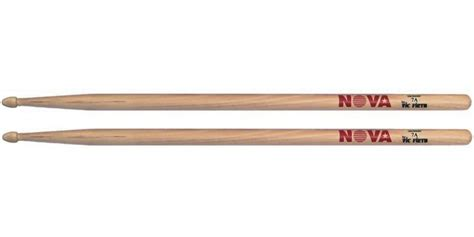 vic firth 7a drumsticks usa hickory wooden tip merchant city guitar co uk