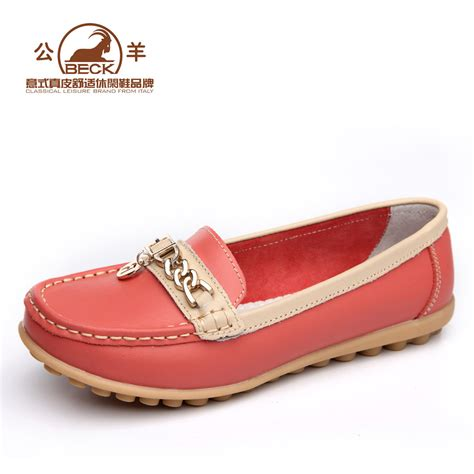 Womens Comfortable Flat Shoes Short Hairstyle 2013