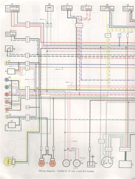 funky yzf 750 wiring schematic photos electrical and