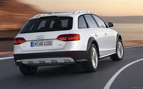 Audi A4 2013 Quattro by Audi A4 Allroad Quattro 2013 Widescreen Car Image